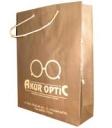 Akur Optik, Ukuran 22 x 6,5 x 32 cm, Bahan Kraft coklat 125 grm, 1 warna